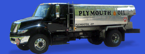 Plymouth Oil truck